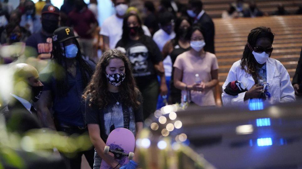 Τζορτζ Φλόιντ: Σήμερα η κηδεία του, εν μέσω κλίματος οδύνης και οργής