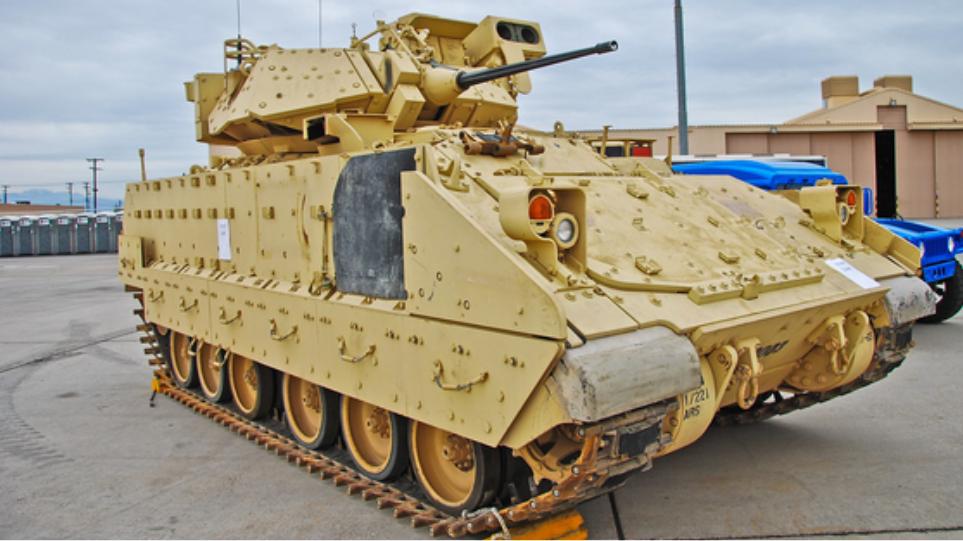 Greece to receive 350 Bradley M2A2 from US Army surplus