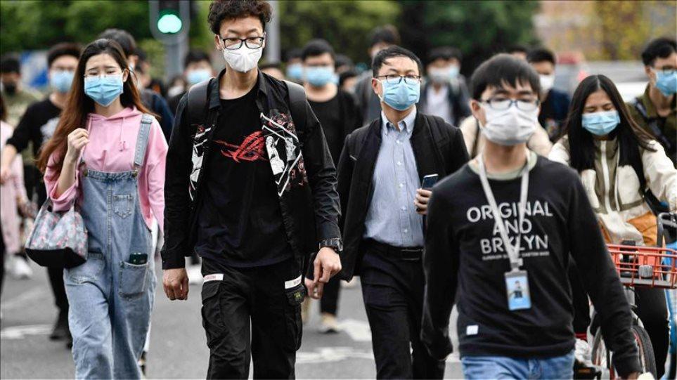Κορωνοϊός: 11 νέα κρούσματα στην Κίνα - Κλείνει προσωρινά αγορά στο Πεκινό