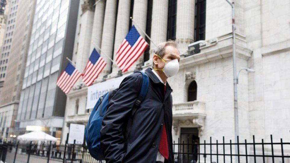 Ειδικός του Χάρβαρντ προειδοποιεί: Οι θάνατοι από κορωνοϊό στις ΗΠΑ μπορεί να φθάσουν τους 200.000 τον Σεπτέμβριο