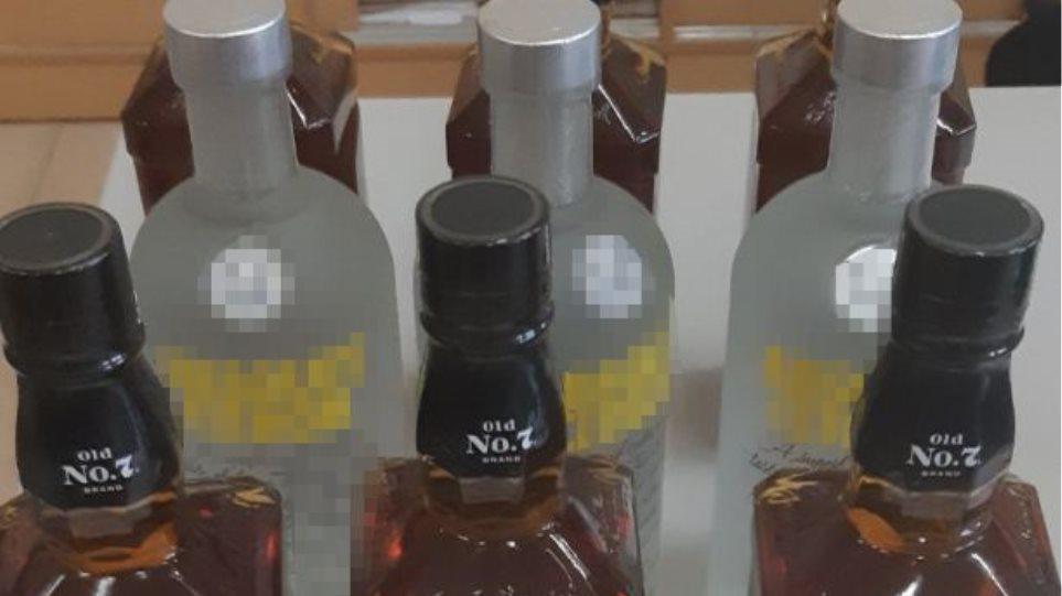 Αλλοδαποί έκλεβαν φιάλες αλκοολούχων ποτών στην Κω