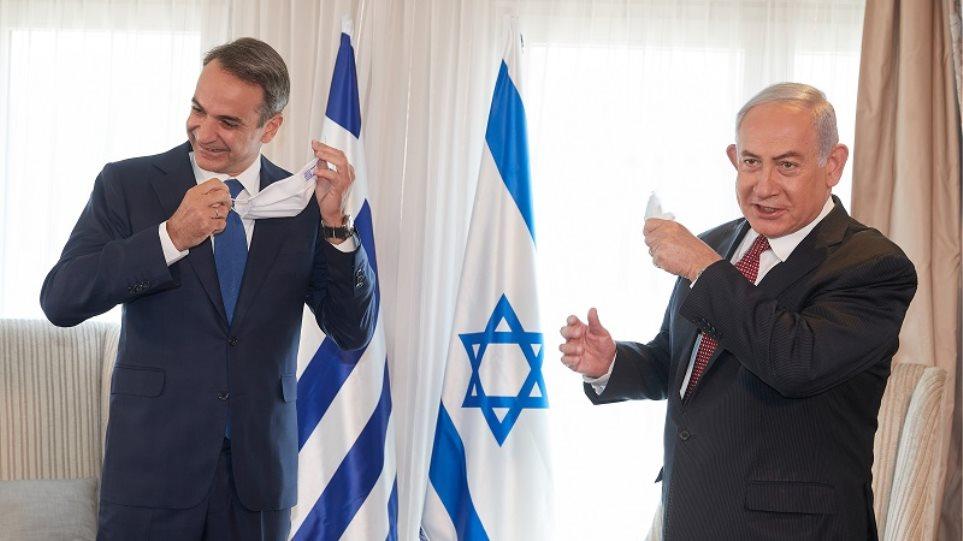 Ισραήλ: Η θερμή υποδοχή του Νετανιάχου στον Μητσοτάκη, ο διάλογος ...