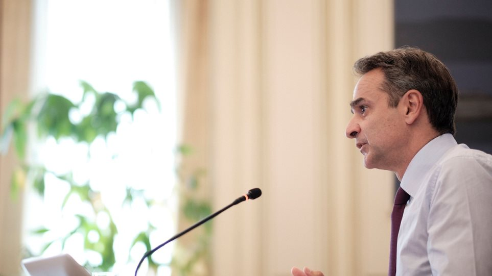 Μητσοτάκης: Στηρίζουμε πλήρως την πρόταση της Κομισιόν - Έχουμε ραντεβού με την ιστορία
