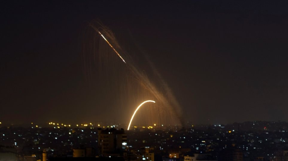 gaza-israil-rouketes-ap