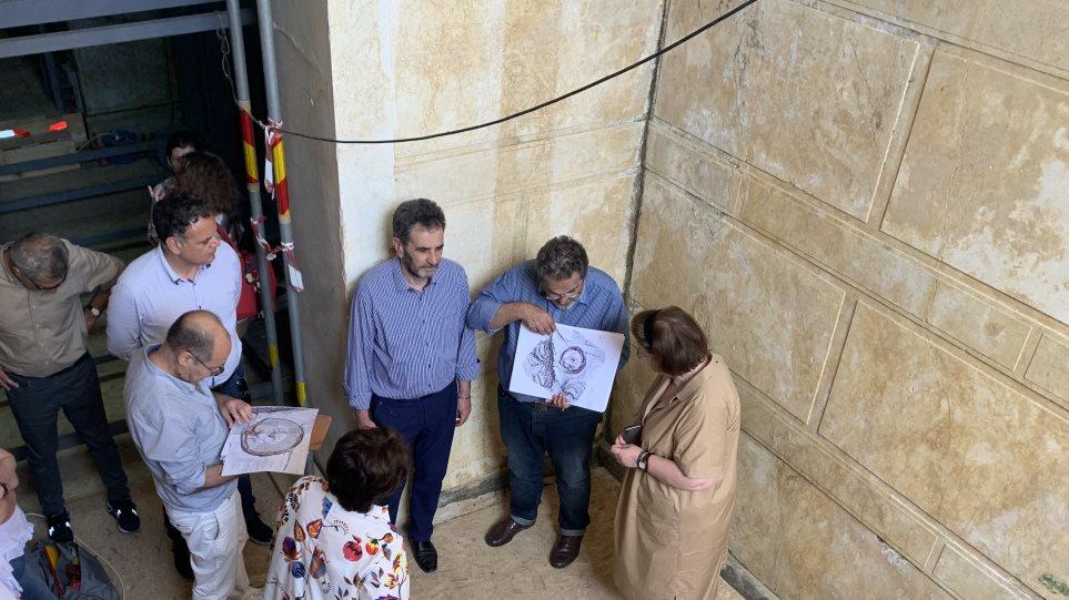 Ξεκινούν τον Σεπτέμβριο οι εργασίες αποκατάστασης στον Τύμβο Καστά στην Αμφίπολη