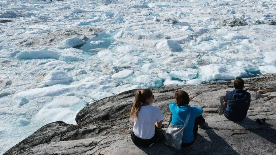 greenland-heat-wave-ilulissat