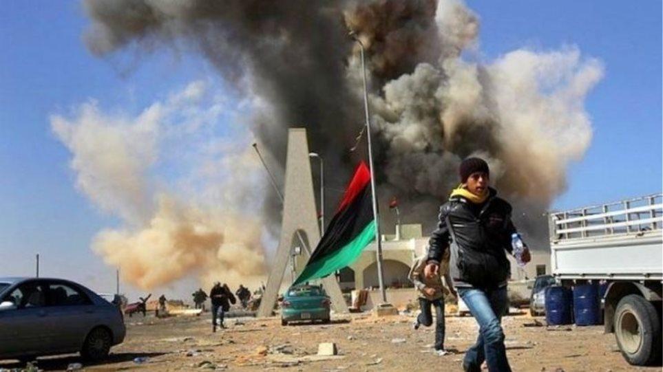 Αραβικός Συνδέσμος: «Οι παράνομες ενέργειες της Τουρκίας στην Λιβύη απειλούν την ασφάλεια των αραβικών χωρών»
