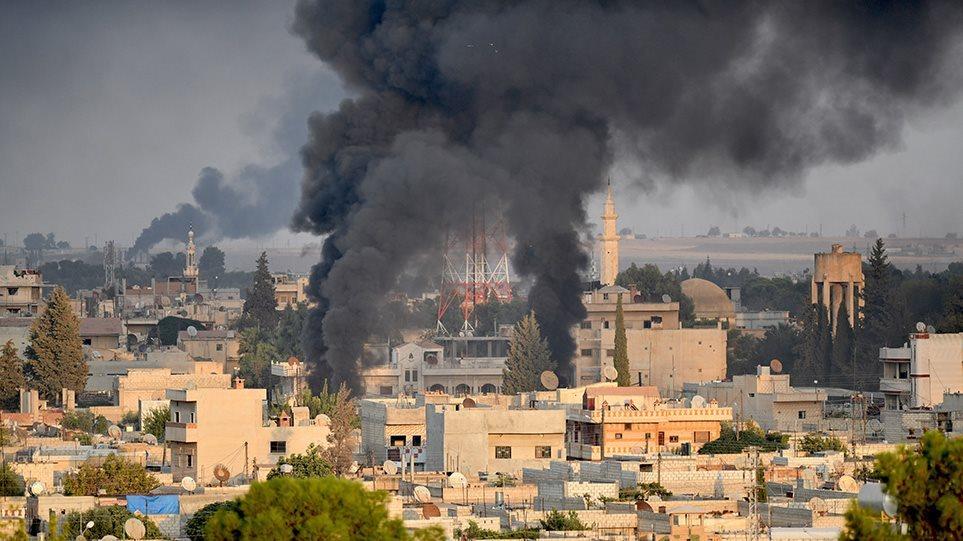 Γερμανία κατά Τουρκίας για την επιχείρηση «Πηγή Ειρήνης»: Πρόκειται για εισβολή στη Συρία