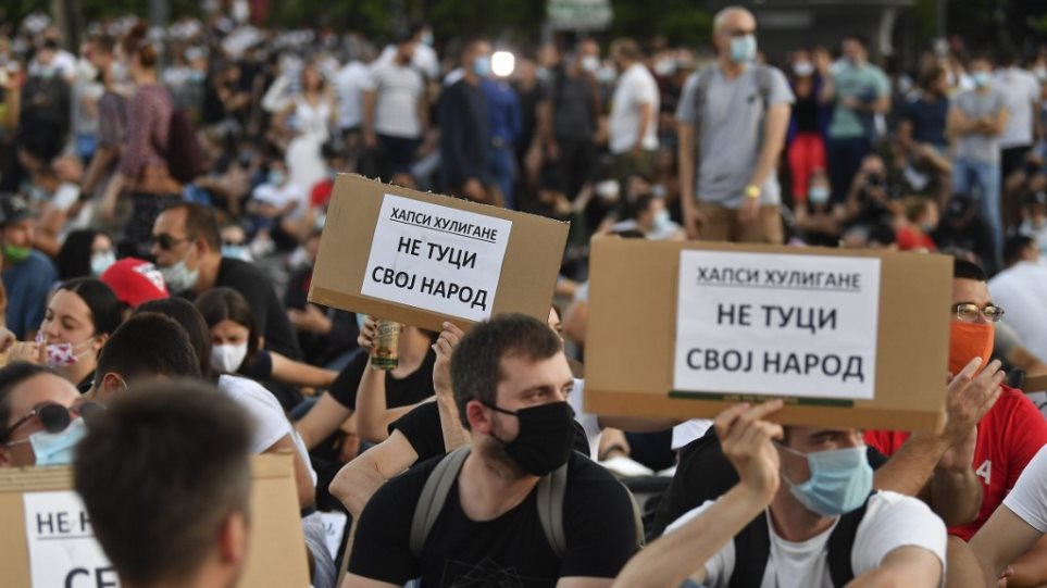 Κορωνοϊός - Βαλκάνια: Ανησυχία για τις εξάρσεις σε Σερβία, Ρουμανία και άλλες χώρες της περιοχής