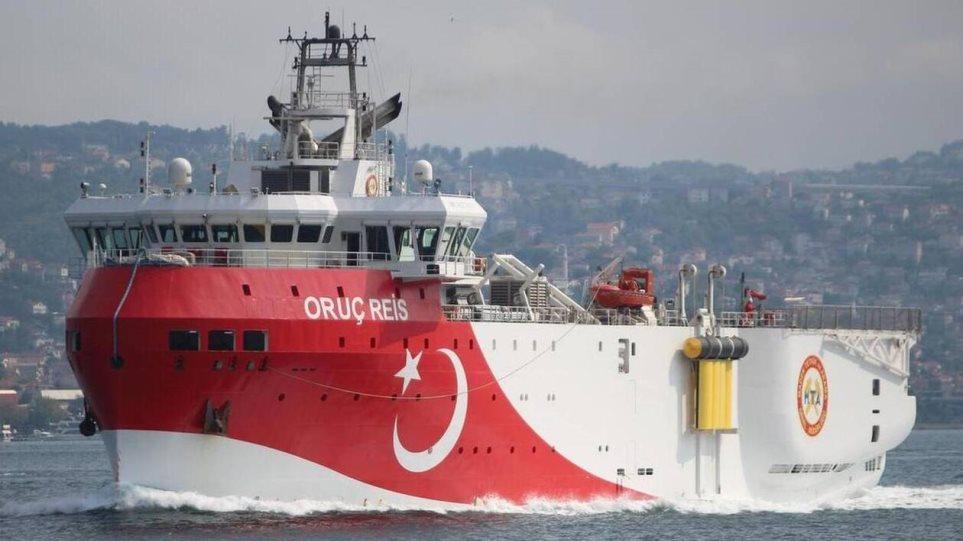 Συναγερμός ύστερα από τουρκική Navtex για έρευνες ανοιχτά του Καστελορίζου