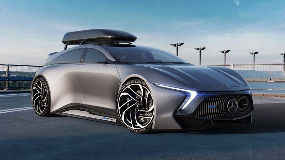 Mercedes-amg-eqr
