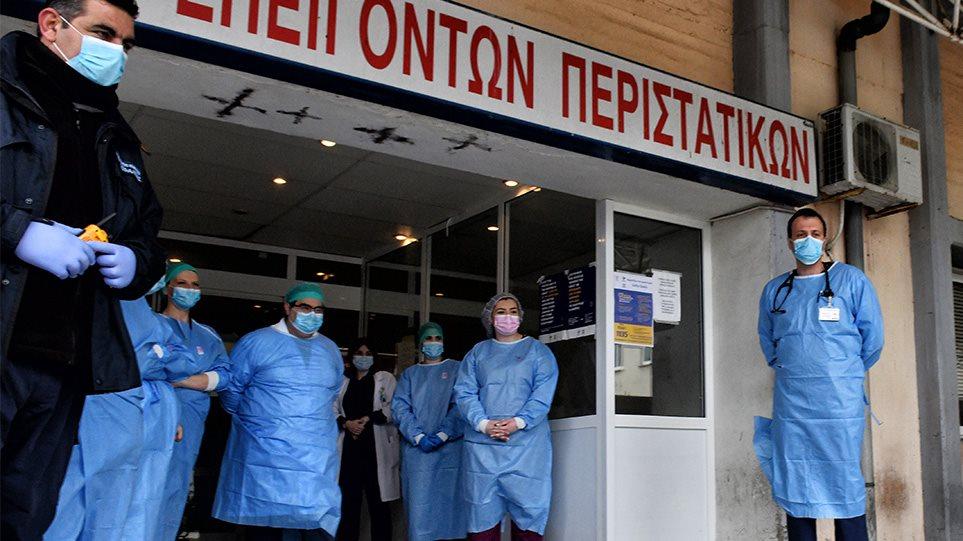 Πληροφορίες για δεκάδες κρούσματα κορωνοϊού από το Κιάτο στο νοσοκομείο Κορίνθου