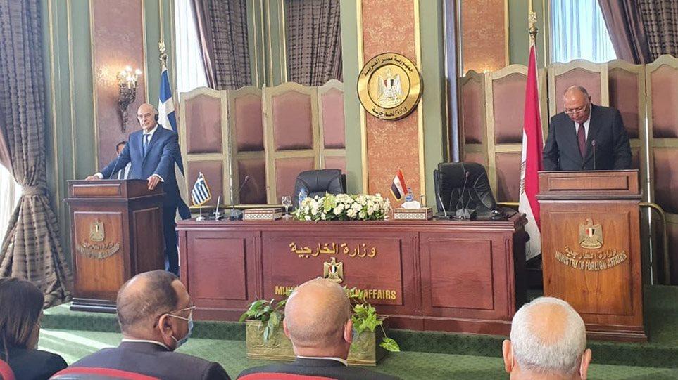Συμφωνία Ελλάδας-Αιγύπτου για ΑΟΖ: Χαμηλοί τόνοι στα τουρκικά ΜΜΕ