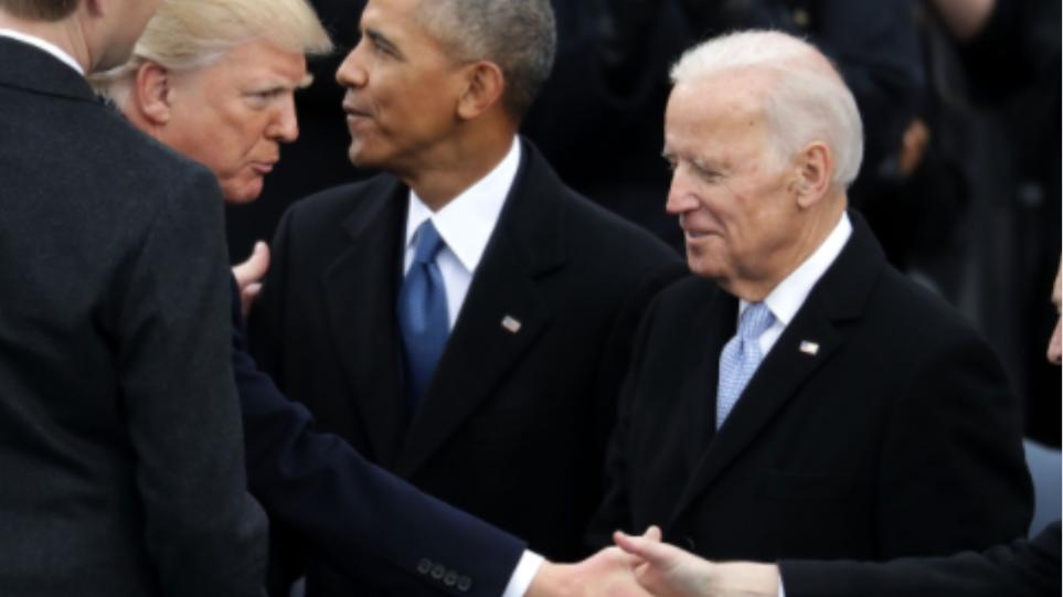 Εκλογές στις ΗΠΑ: Ισχυρό προβάδισμα 9 μονάδων του Μπάιντεν έναντι του Τραμπ