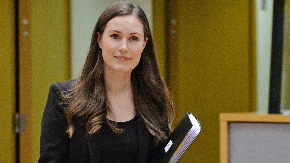 Κορωνοϊός: Με ήπια συμπτώματα η πρωθυπουργός της Φινλανδίας