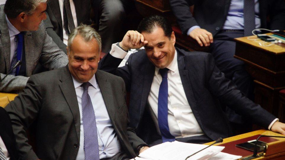 Βορίδης και Γεωργιάδης υπέγραψαν την ΚΥΑ για επενδύσεις άνω των 500.000 στον πρωτογενή τομέα