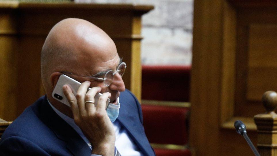 Βουλή: Μέτωπο «εθνικής ομοψυχίας» ζήτησε ο Δένδιας - Σύντομα η κυβερνητική θέση για τα 12 μίλια