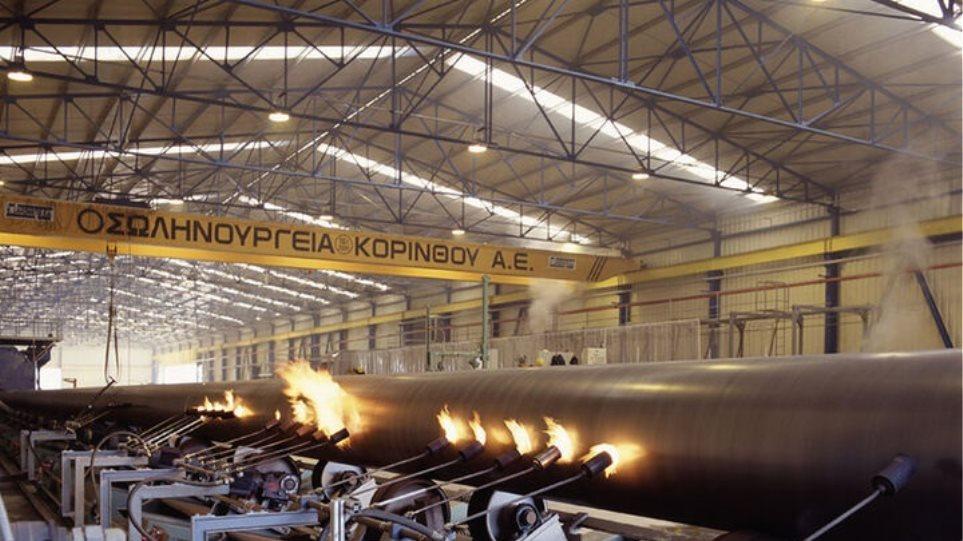 Συμφωνία «μαμούθ» θυγατρικής της Shell με την Σωληνουργεία Κορίνθου