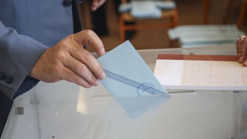 Δημοσκόπηση: Στις 17 μονάδες το προβάδισμα της ΝΔ έναντι του ΣΥΡΙΖΑ