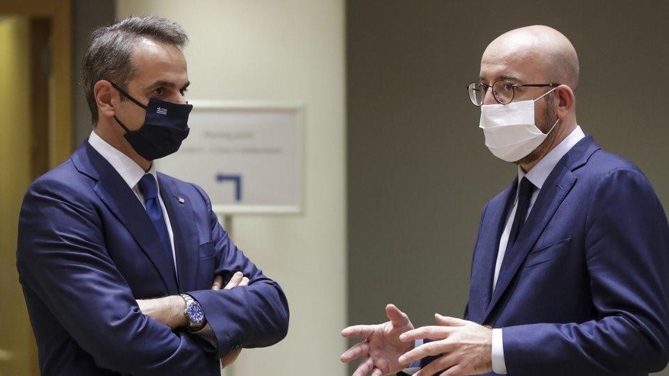 Τηλεφωνική επικοινωνία Μητσοτάκη-Μισέλ: Έρχεται στην Αθήνα ο πρόεδρος του Ευρωπαϊκού Συμβουλίου