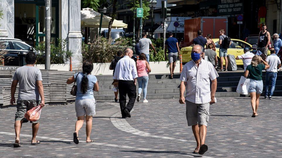 Κορωνοϊός-Αττική: Ένα βήμα πριν το «κόκκινο» η μεγαλύτερη περιφέρεια - Γιατί μιλούν για νέα μέτρα