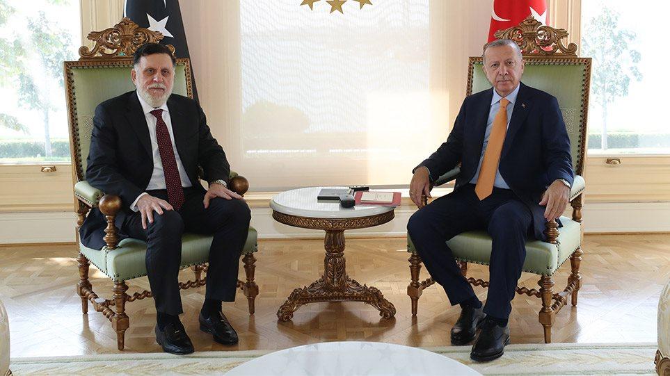 Λιβύη: Παραιτείται ο Σάρατζ από την εξουσία - Ο αντίκτυπος στα ελληνοτουρκικά