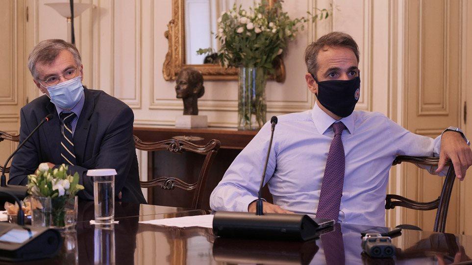 Κορονοϊός Ελλάδα: Συναγερμός από Μητσοτάκη και Τσιόδρα για τον κοροναϊό – Τι είπαν στην κρίσιμη σύσκεψη - Είμαστε έτοιμοι να εφαρμόσουμε νέα μέτρα στην Αττική