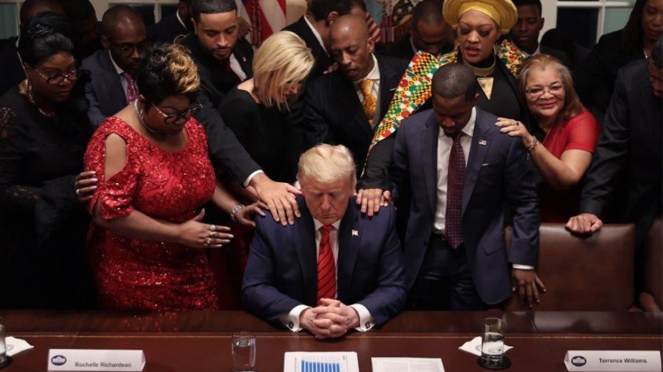 τραμπ_αφροαμερικανοι