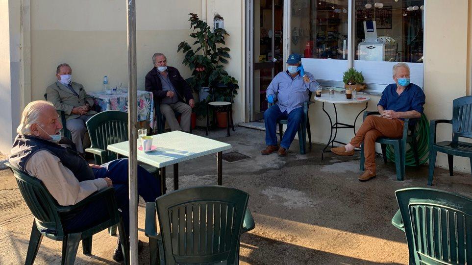 Κορωνοϊός: Συναγερμός σε χωριά της Βοιωτίας και της Εύβοιας(ΦΩΤΟ)