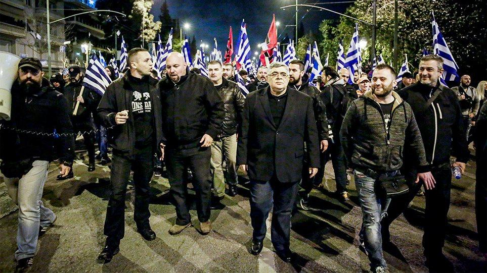 Δίκη Χρυσής Αυγής: Στη φυλακή ο Μιχαλολιάκος και η διευθυντική ομάδα