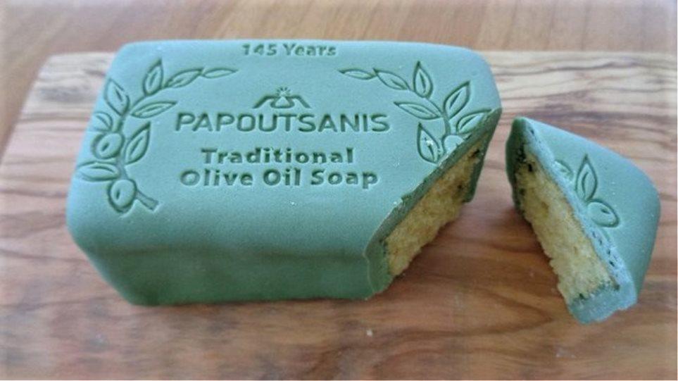 papoutsanis-soap
