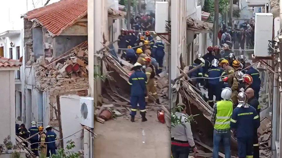 Σεισμός : Δυο παιδιά νεκρά στη Σάμο – Καταπλακώθηκαν από κατάρρευση τοίχου(ΦΩΤΟ)