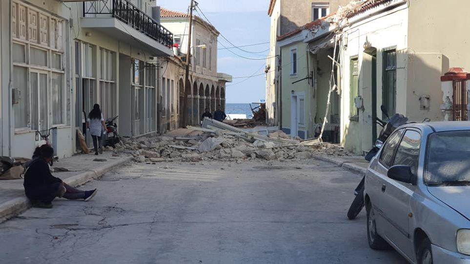 Σεισμός: Σε ετοιμότητα οι στρατιωτικές δυνάμεις σε Σάμο και Χίο