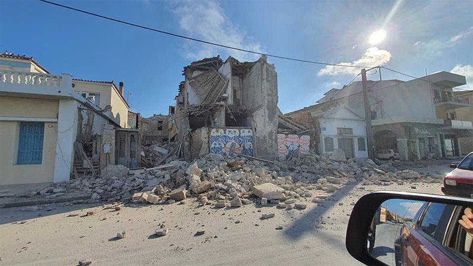 Σεισμός 6,7 στη Σάμο - Αισθητός ο σεισμός σε όλη την Ελλάδα