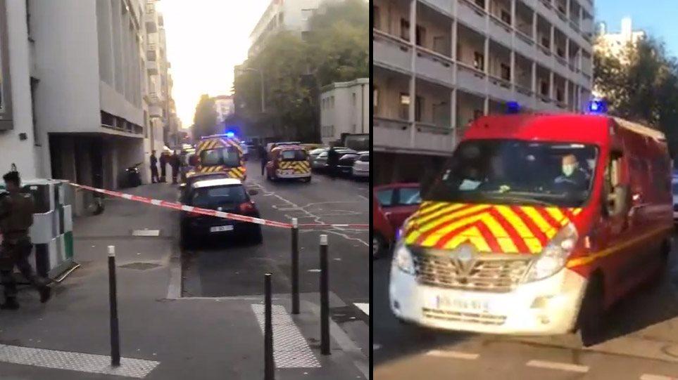 Γαλλία: Επίθεση σε ελληνική εκκλησία στη Λυών - Τραυματίας ο ιερέας(ΦΩΤΟ)