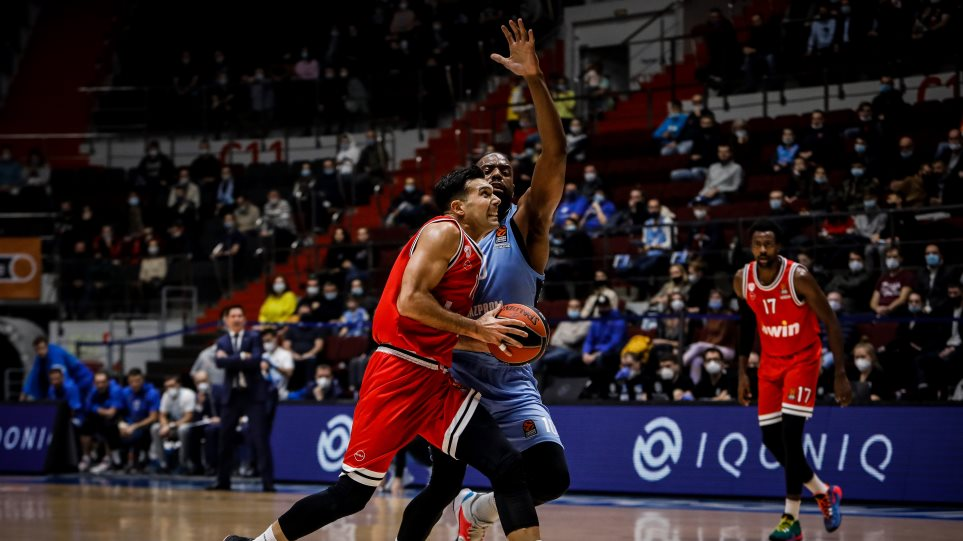 Euroleague, Ζενίτ-Ολυμπιακός 66-75: Θρυλική επιστροφή στις νίκες
