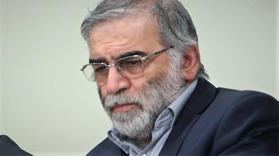 Mohsen-Fakhrizadeh-iran