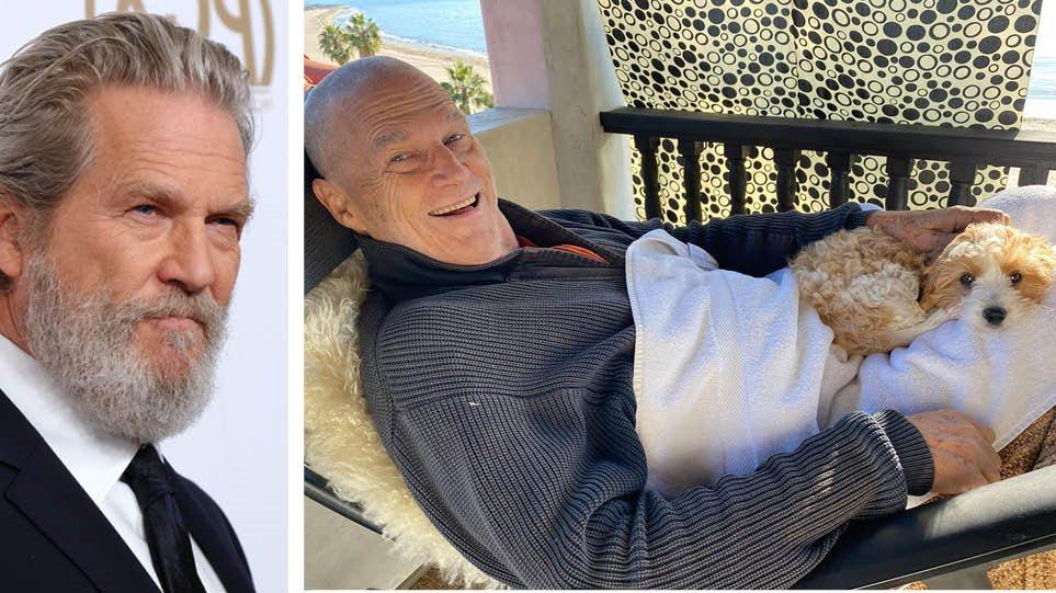 Αγνώριστος ο Τζεφ Μπρίτζες: Δίνει μάχη με τον καρκίνο