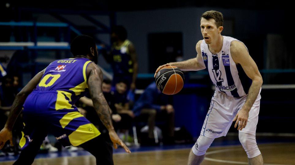 Basket League, Ηρακλής-Λαύριο 60-77: Αφεντικό στο Ιβανώφειο και τέσσερις  σερί νίκες