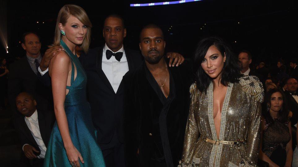 Taylor-Swift-Kayne-West-Kim-Kardashian