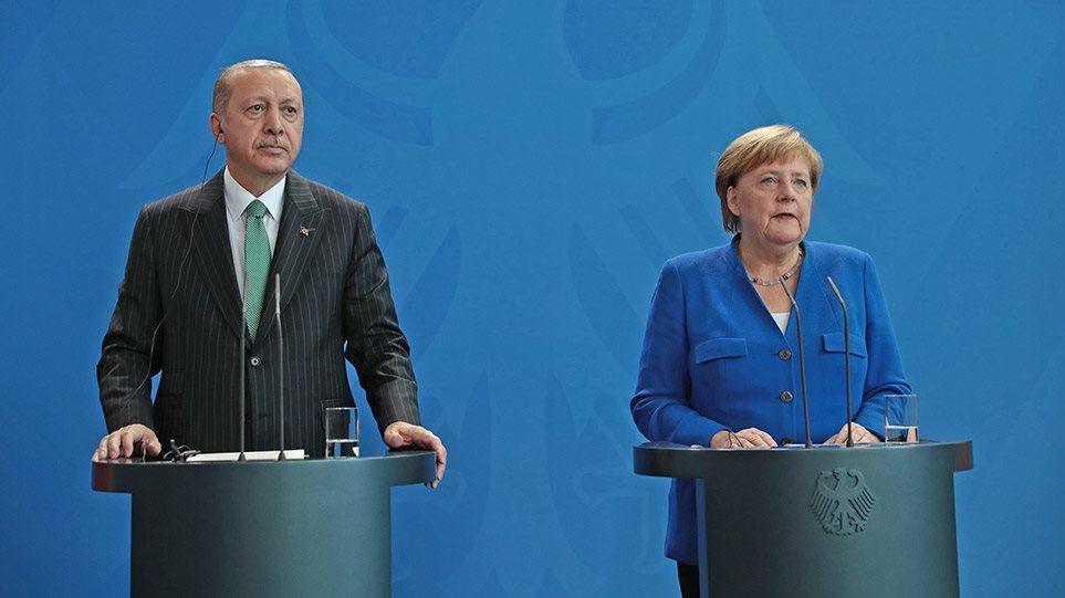 Merkel-Erdo