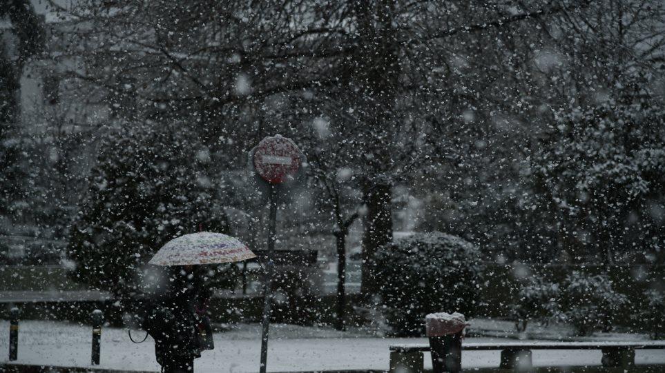 χιονια
