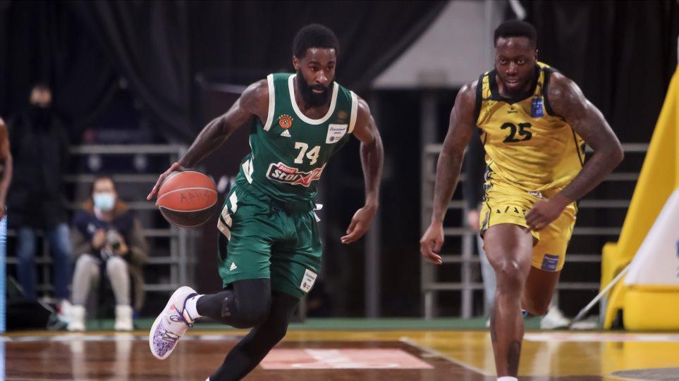 Basket League, Άρης-Παναθηναϊκός 75-93: Στο ρελαντί με πολλές δοκιμές