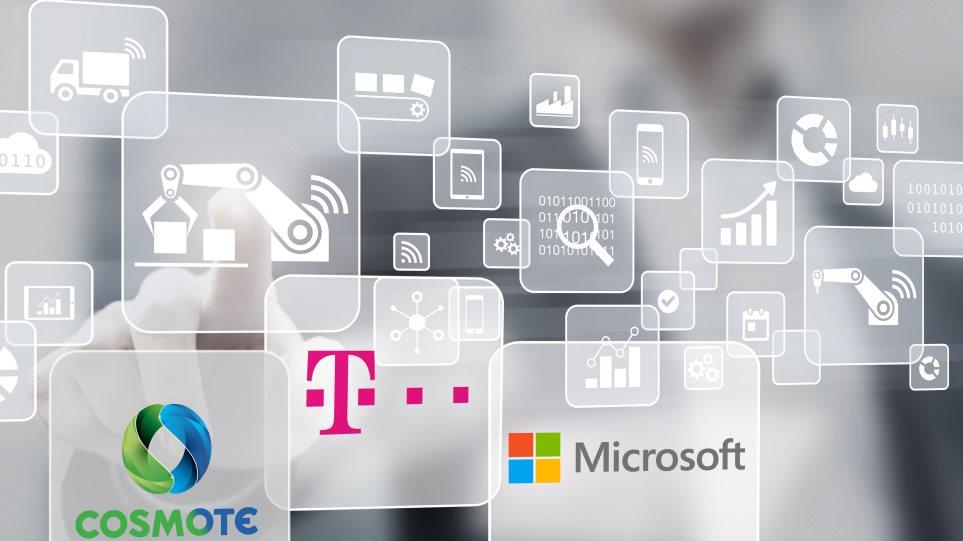 Visual_COSMOTE-Microsoft_logos_2