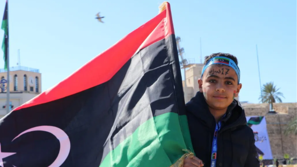 child_libya