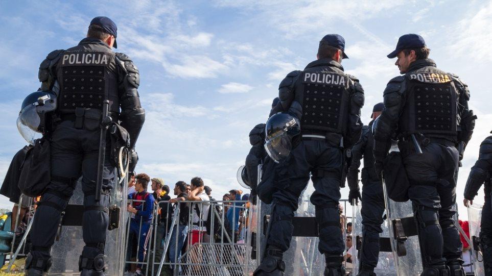 Croatia-police