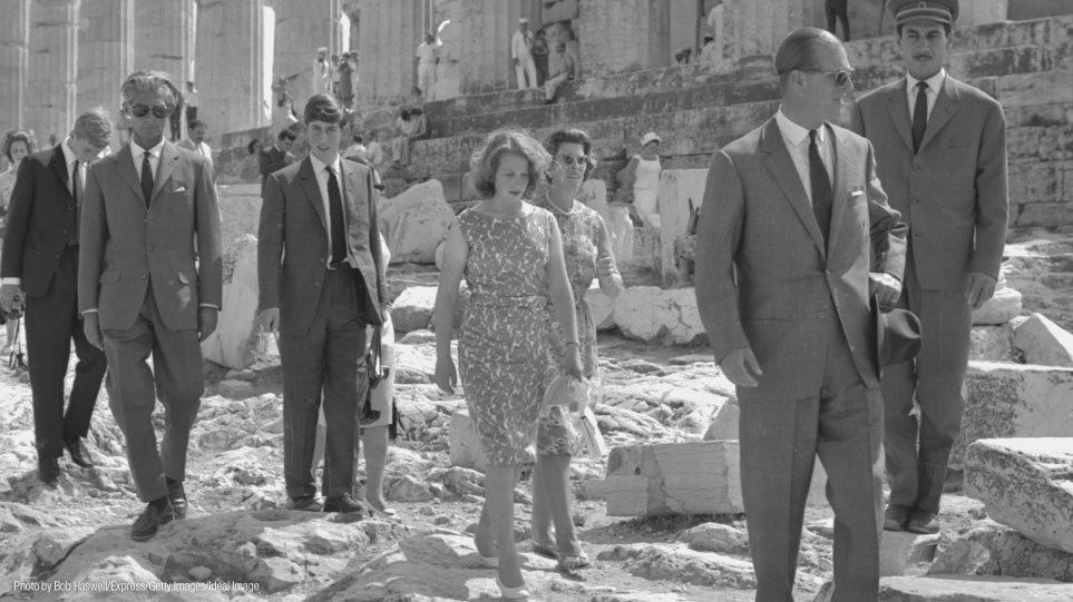 Η Ελισάβετ ήρθε τελικά στην Αθήνα πριν γίνει βασίλισσα (βίντεο)