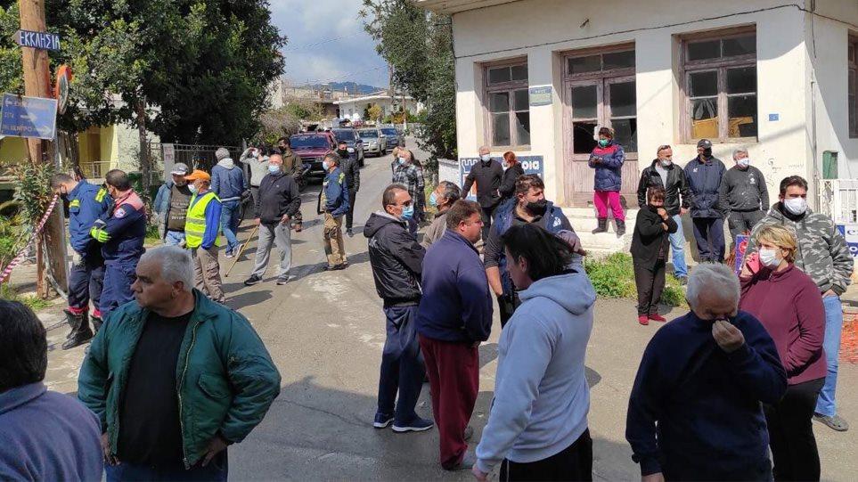 Τραγωδία στην Ερέτρια: Τρεις συλλήψεις για τον φρικτό θάνατο των άτυχων τεχνικών