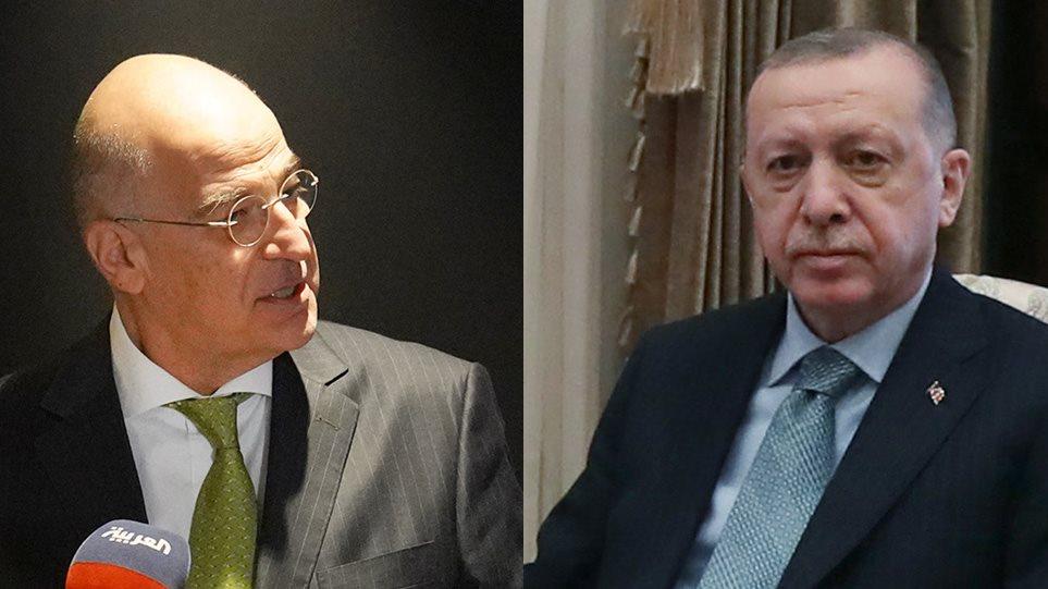 Γιατί ο Ρετζέπ Ταγίπ Ερντογάν ζήτησε ξαφνικά να δει τον Νίκο Δένδια