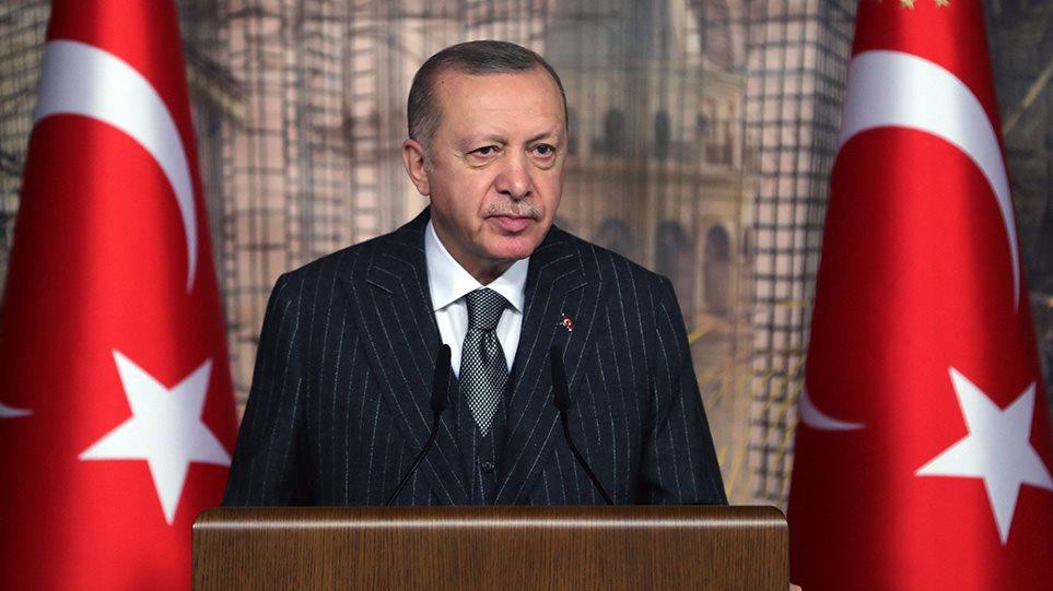 LOL!!! 😂 – Ερντογάν: Ο Τσαβούσογλου έβαλε τον Δένδια στη θέση του
